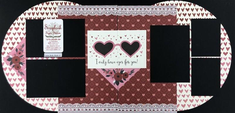 Carta Bella Hello Valentine #7