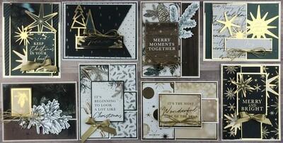 Kaiser Emerald Eve Card Kit
