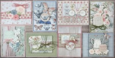 Kaiser Flower Shoppe Card Kit*