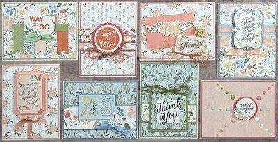 Echo Park Salutations No. 1 Card Kit*