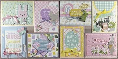 Simple Stories Bunnies + Bloom Card Kit*