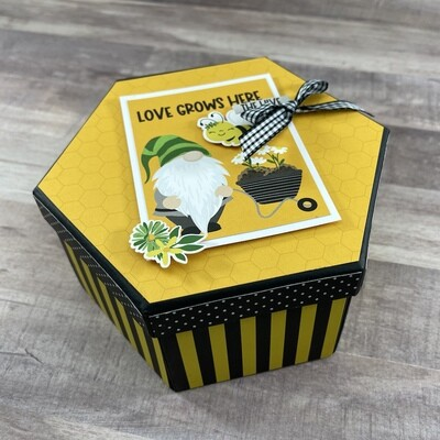 Photo Play Sweet As Honey Explosion Box