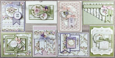 P13 Stitched With Love Card Kit*