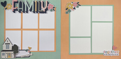 Simple Stories A Year In Review Layout Kit