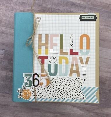 Simple Stories Hello, Today Sn@p Album