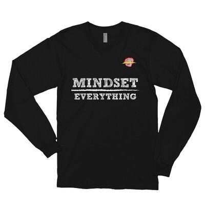 Mindset Over Everything Long sleeve
