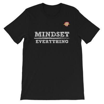 Mindset Over Everything Short-Sleeve Unisex T-Shirt