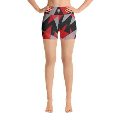 Hybrid Lifestyle Yoga Shorts
