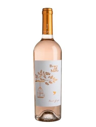 Bosco Del Merlo Pinot Grigio Blush Rosé