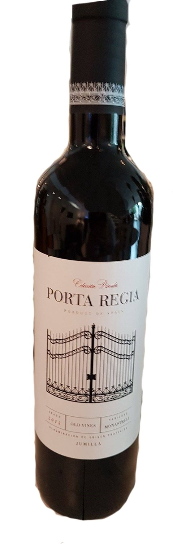 "Porta Regia DOP Jumilla ""Old Vines"" 2015"