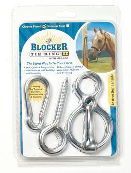 blockers tie ring II - stainless