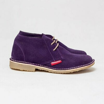 Veldskoen Suede Purple