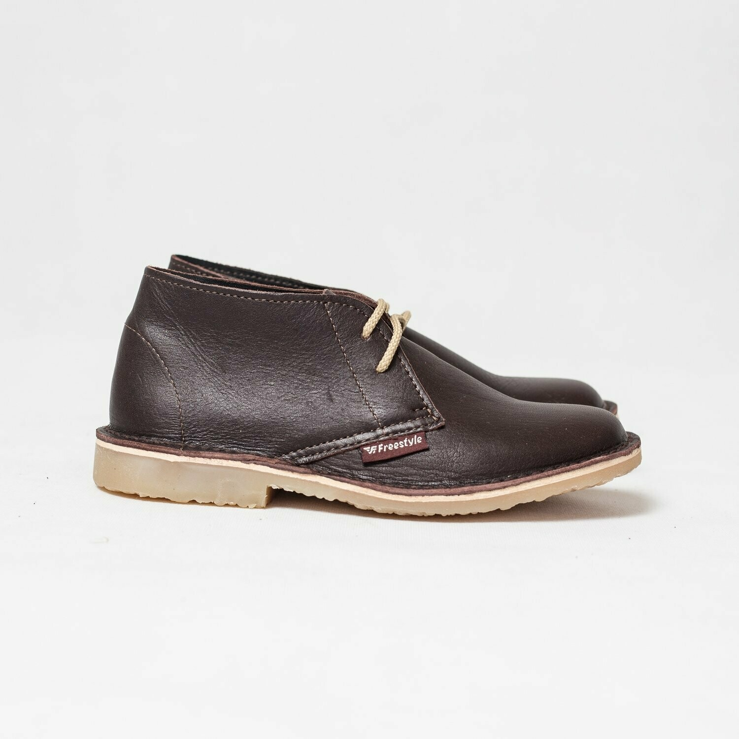 Veldskoen Kudu Full-grain Brown