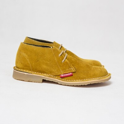 Veldskoen Suede Yellow