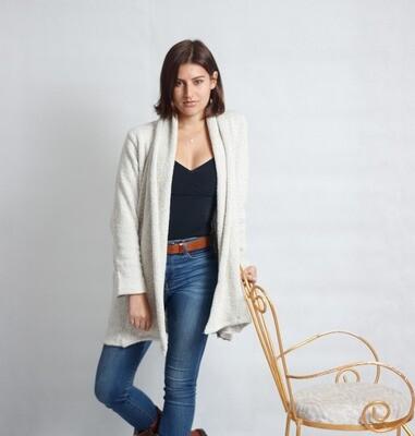 Lady Coat Brindle