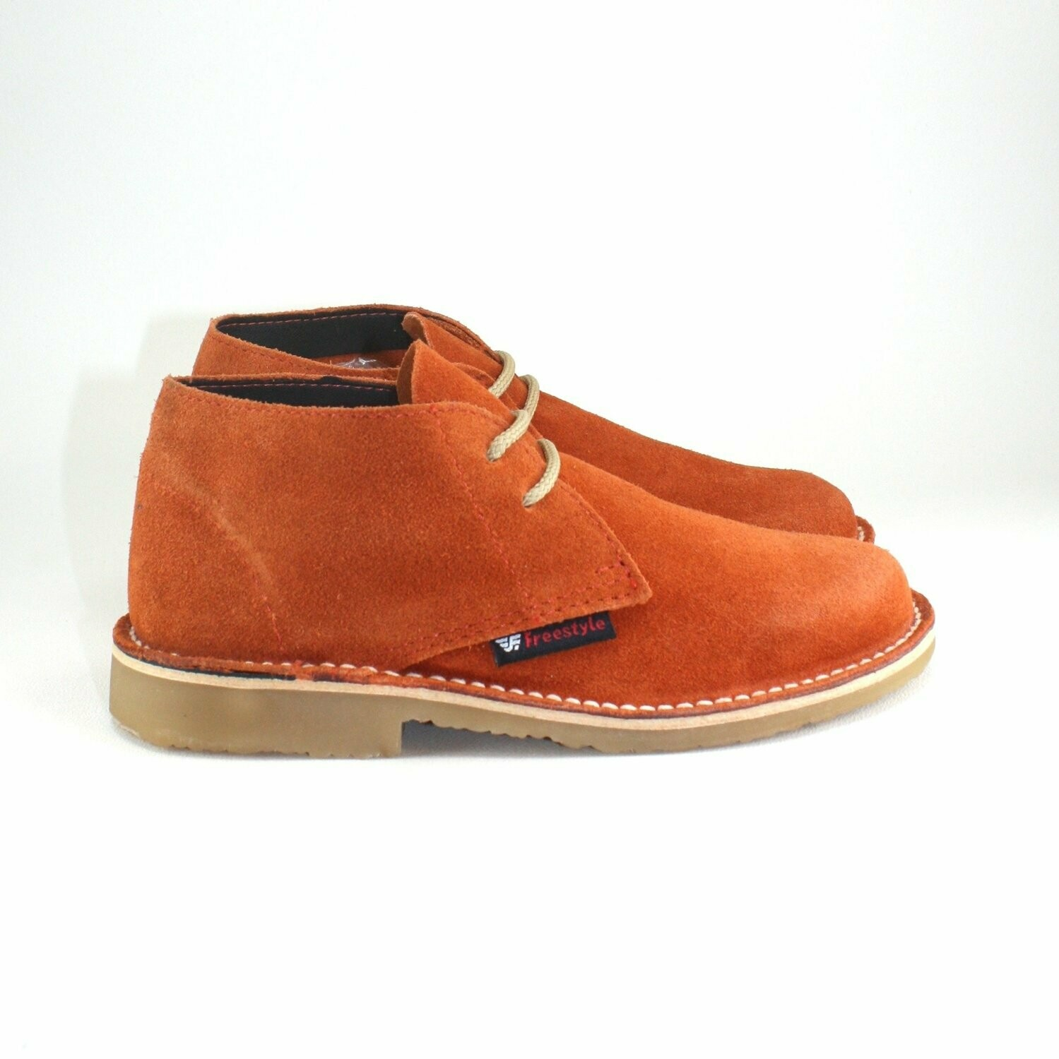 Veldskoen Suede Orange