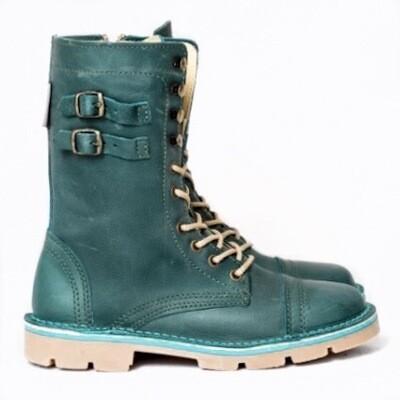 Combat Boot Green