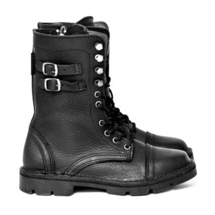 Combat Boot Black