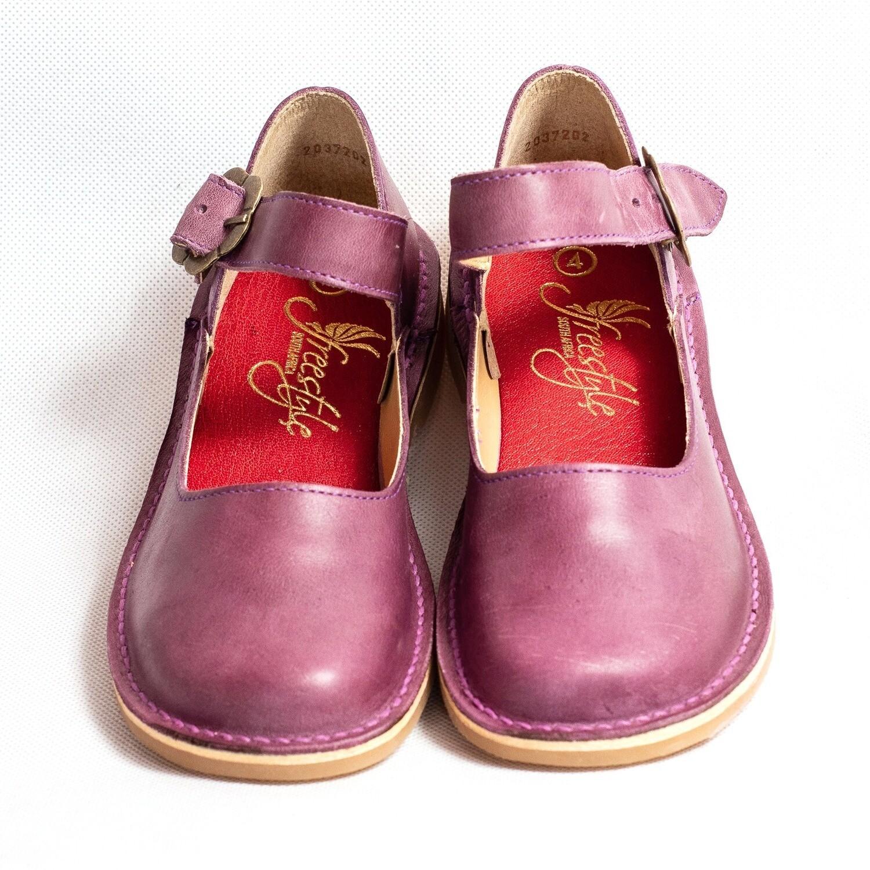 Alice Toe-cap Purple