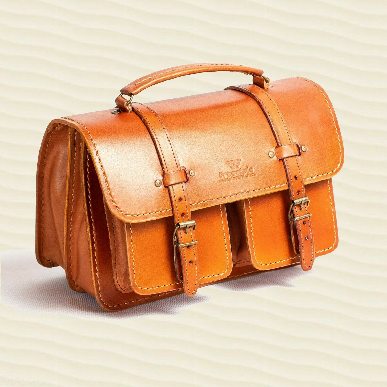 Handbag Saddle Tan