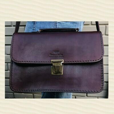 Handbag Lindsay Choc
