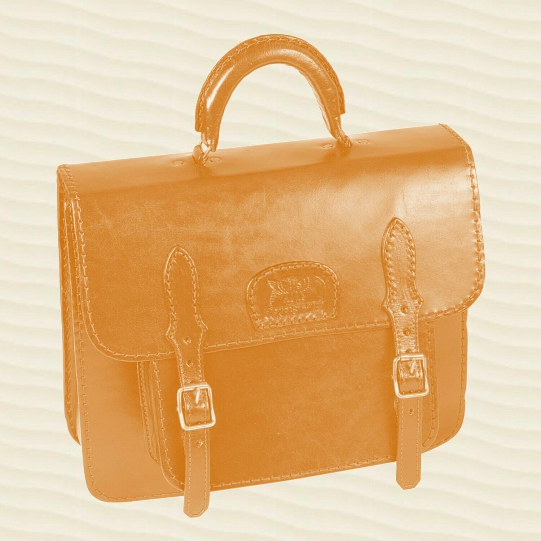 Handbag Secretary Tan