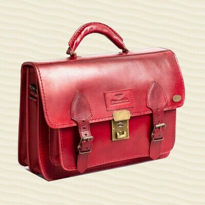 Satchel Gladiator Red