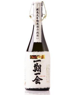 一期一会 斗瓶囲い 純米大吟醸原酒