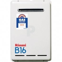 Rinnai B16 Continuous Flow Hot Water System