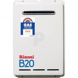Rinnai B20 Continuous Flow Hot Water System