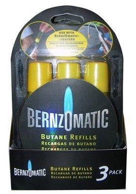 BernzOmatic Butane Refills