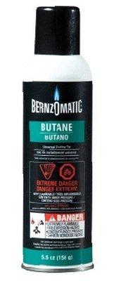BernzOmatic Butane Cylinder