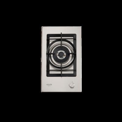 EMJG30WSX 30cm Domino Gas Wok Cooktop