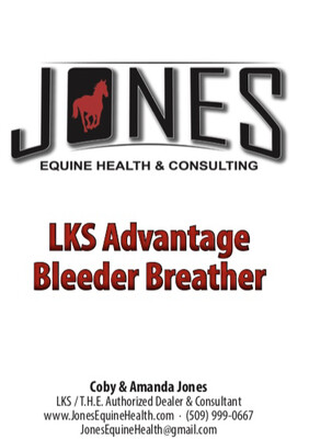 LKS Advantage Bleeder Breather