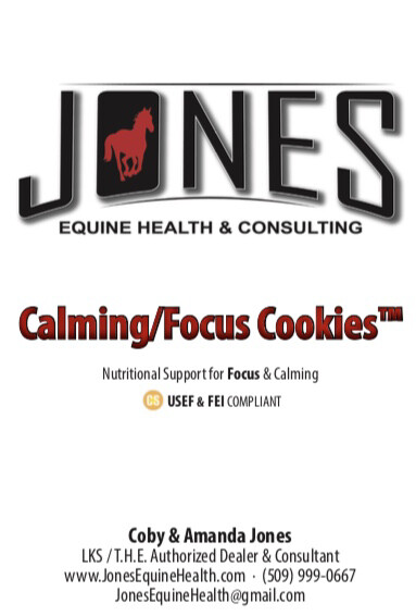 Calming/Focus Cookies