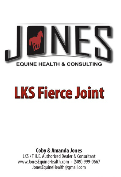 LKS Fierce Joint