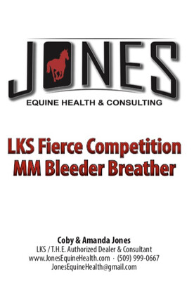 LKS Fierce Comp MM with Bleeder Breather