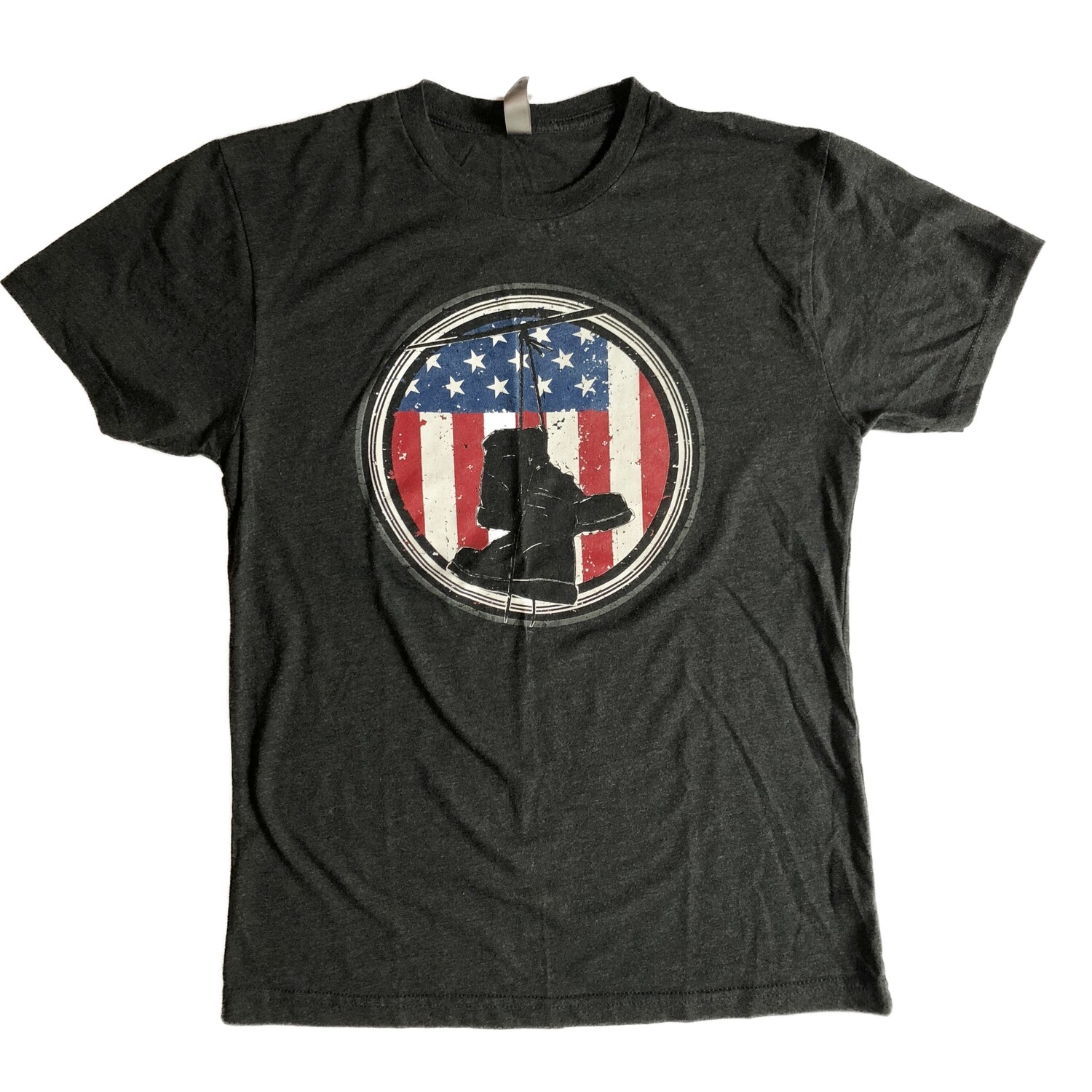 The Heroes Journey T-shirt - Charcoal