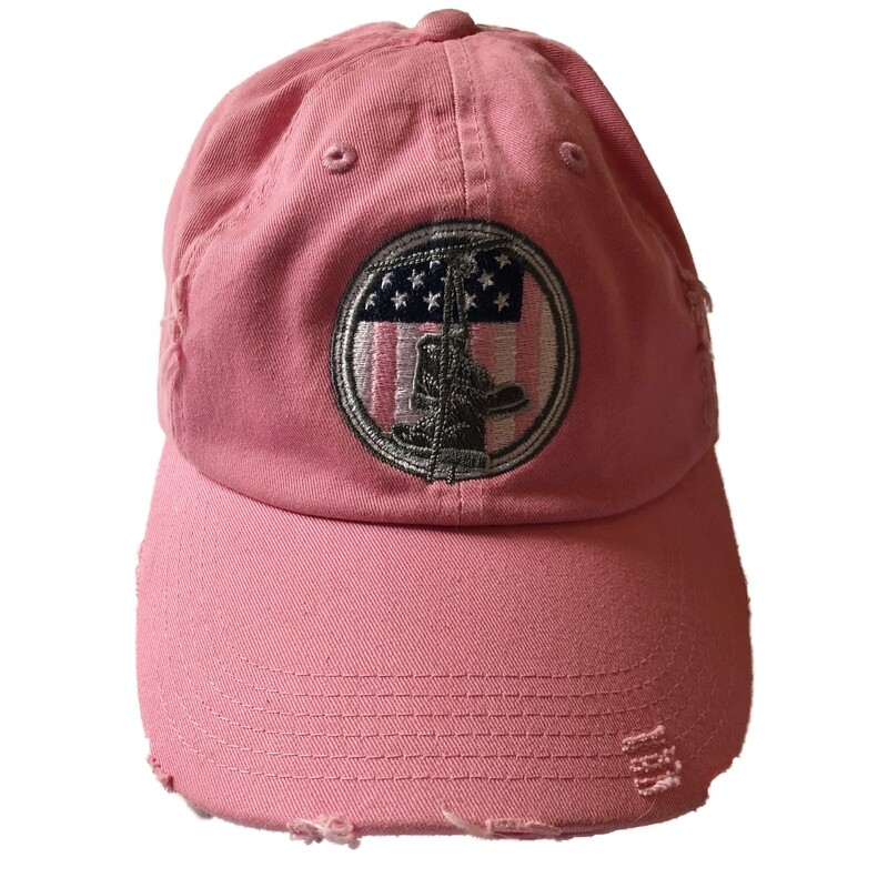 The Heroes Journey Women's Hat - Pink