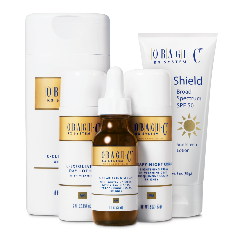 Obagi-C Rx System (Normal-to-Dry Skin)