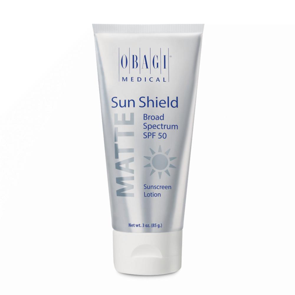 Obagi Sun Shield Matte Broad Spectrum SPF 50 Sunscreen 3.0 oz