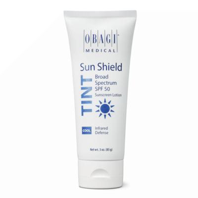 Obagi Sun Shield Cool Tint Broad Spectrum SPF 50 Sunscreen 3.0 oz