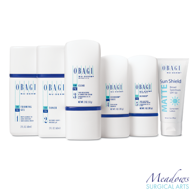 Obagi Nu-Derm Travel Size System (Normal-to-Oily)