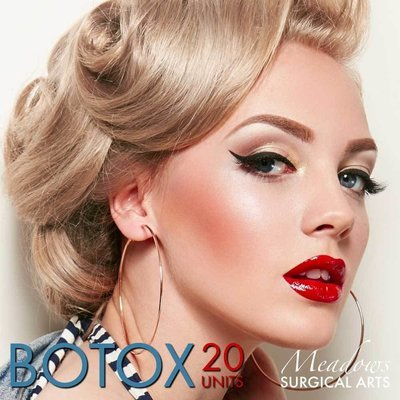 BOTOX® - Package of 20 Units