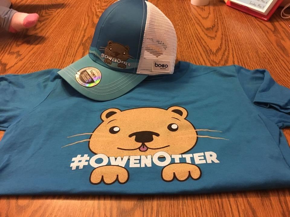 Owen Otter Youth T-Shirt 00001