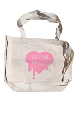 Love your daily life Tote Bag