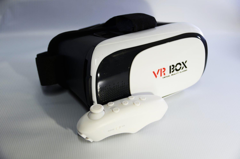 Lente VR BOX realidad virtual