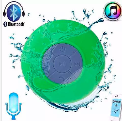 Parlante Ducha Bluetooth Portatil Agua Piscina (Por Mayor)