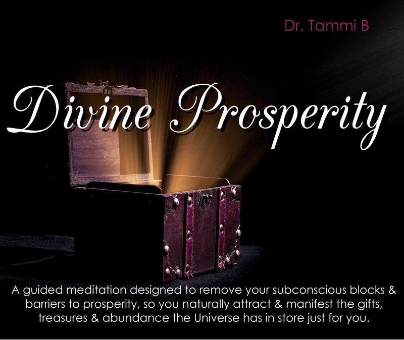 Divine Prosperity Meditation