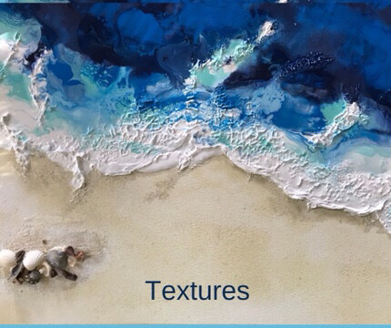 Textures - Mixed Media Workshop